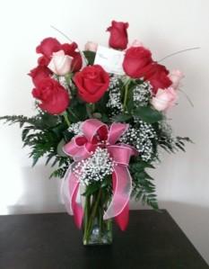 Anniversary 17 Roses