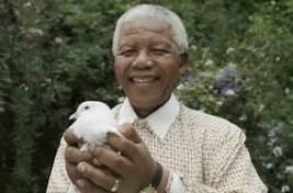 Nelson Rolihlahla Mandela  1918 - 2013